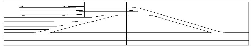 Triple Barge Shelf dimensions